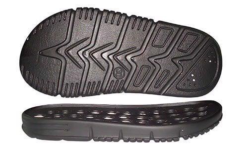 đế giày chất liệu ip