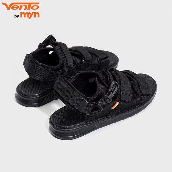 sandal nữ màu đen