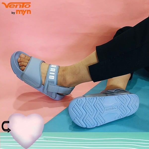 Phối màu sandal mới lạ