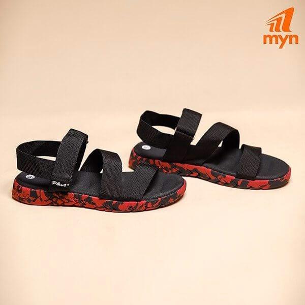 Phối màu của dép sandal nữ cho học sinh