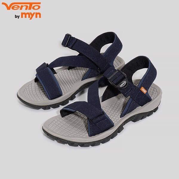 Giày sandal nam với tông màu trang nhã