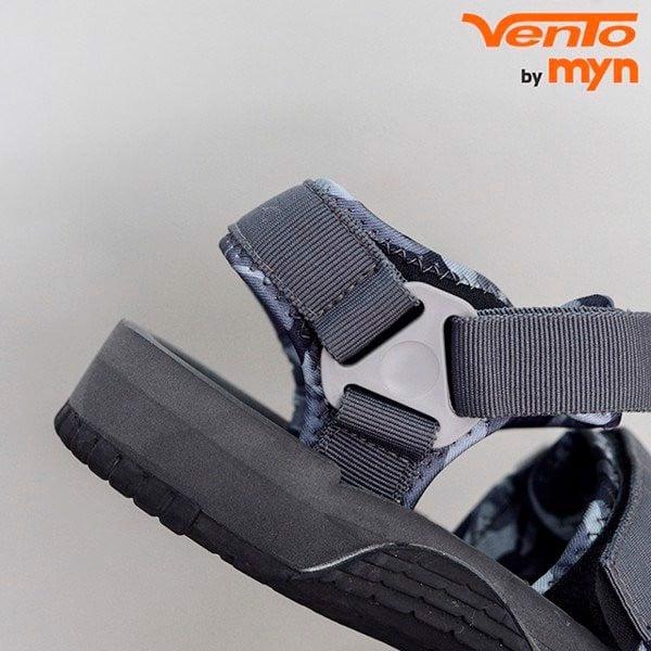 Thiết kế quai sau sandal vento nam 9807 có thể tháo rời