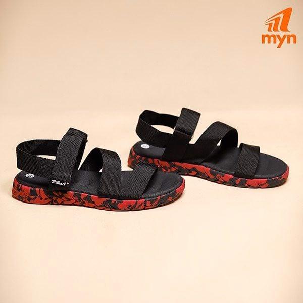 Giày sandal phối màu lạ mắt cho nữ đi học