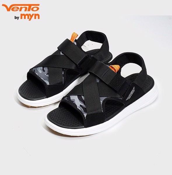giày sandal màu camo