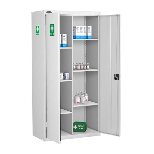 MEDICAL CABINETS, LOCKERS