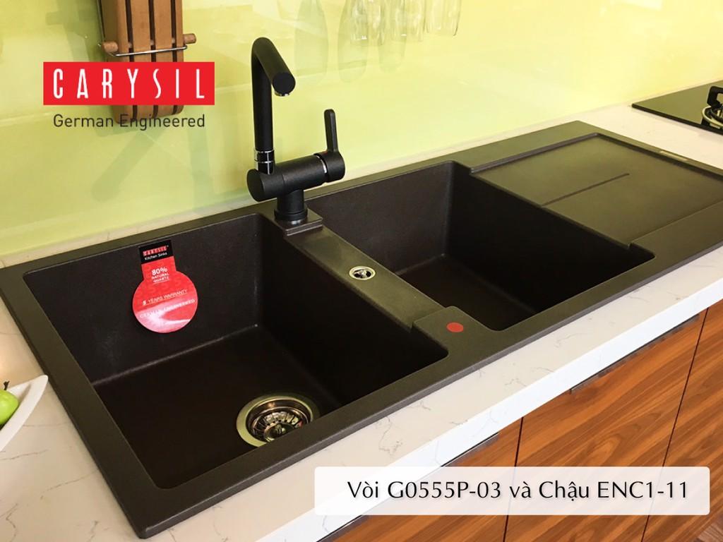 vòi rửa chén G-0555P
