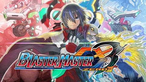 Blaster Master Zero Trilogy: MetaFight Chronicle hẹn ngày ra mắt trên PS4, Switch