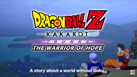 Dragon Ball Z: Kakarot công bố DLC 'Trunks: The Warrior of Hope'  - ra mắt hè này