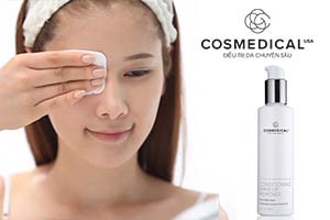 Giới thiệu sữa rửa mặt Cosmedical Mỹ Conditioning Make Up Remover