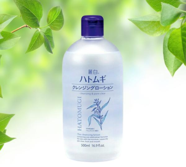 Nước Tẩy Trang Hatomugi Cleansing & Pore Clear – Lam Thảo Cosmetics