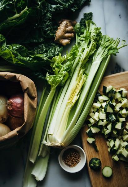 Cách trồng cây cần tây