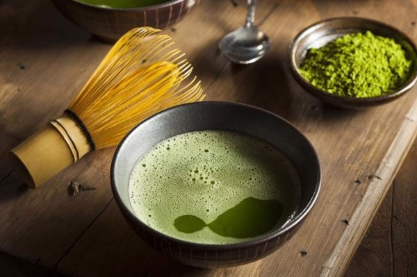 cách pha mặt nạ trà xanh | Món Miền Trung