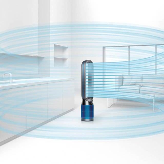 máy lọc không khí Dyson Pure Cool Cryptomic TP06 10