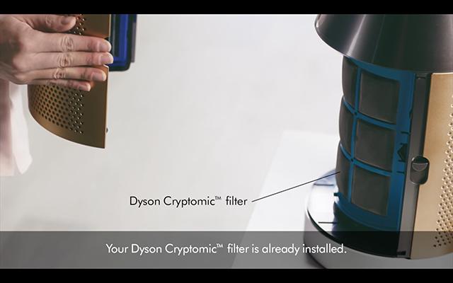 máy lọc không khí Dyson Pure Cool Cryptomic TP06 5