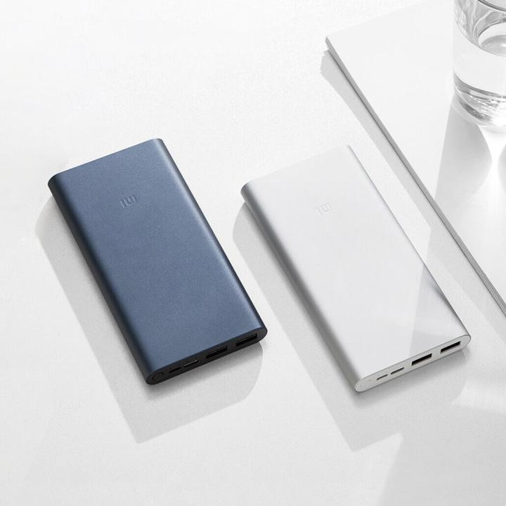 polymer 10.000 mah xiaomi mi 18w fast charge power bank 3