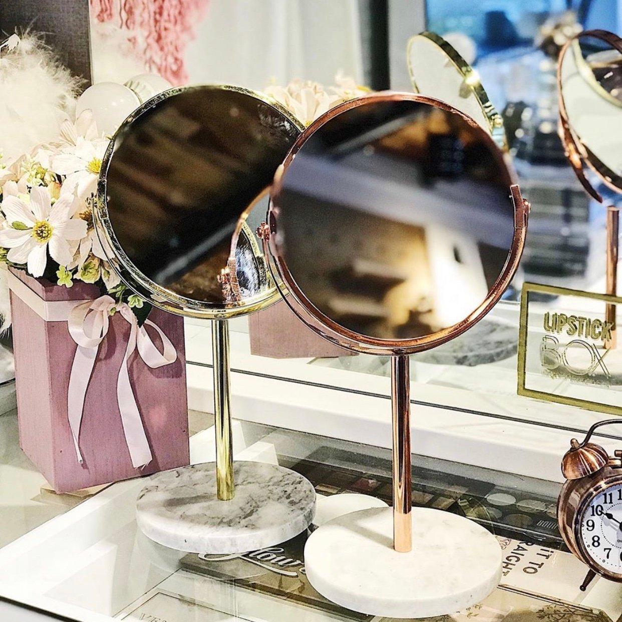 Gương Marble Lux Gold
