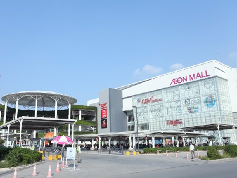 Aeon Mall Long Biên Shopping Center