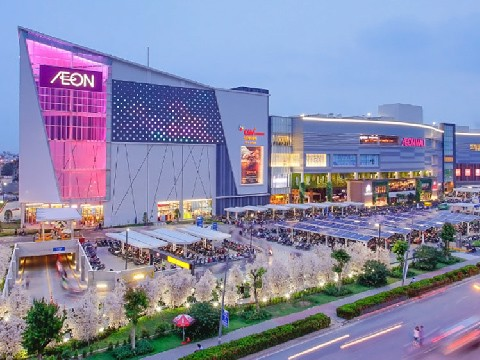 Aeon Mall Hà Đông Shopping Center