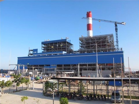 Thermal Power Plant Vinh Tan – Binh Thuan province