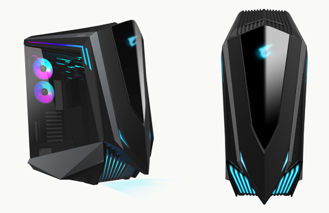 GIGABYTE ra mắt Case Full-Tower Mới –  AORUS C700 GLASS