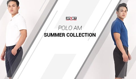 POLO AM - NEW ARRIVAL - BST XUÂN HÈ 2021