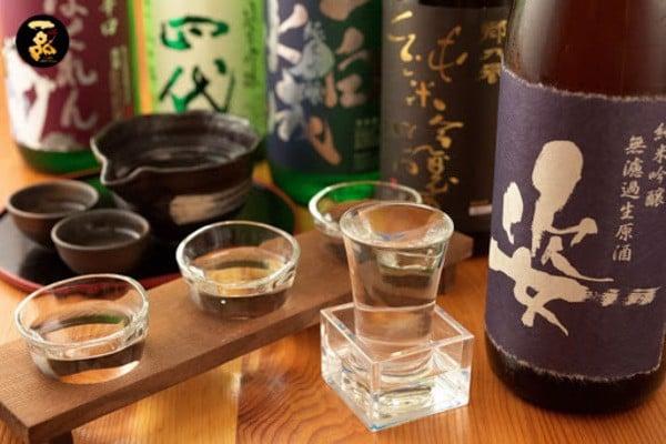 Rượu Sake Nhật đã có từ rất lâu