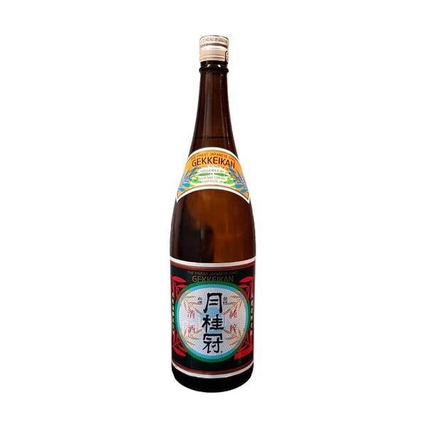 Rượu Sake Gekkeikan Traditional