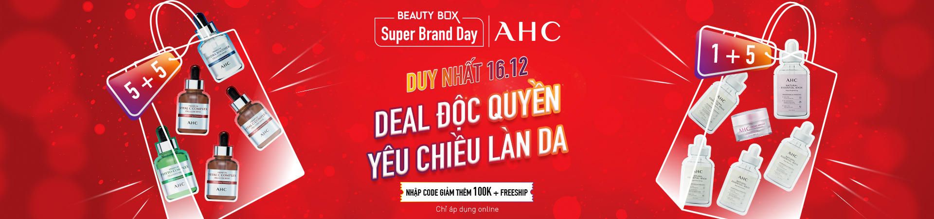 AHC - SUPPER BRAND DAY