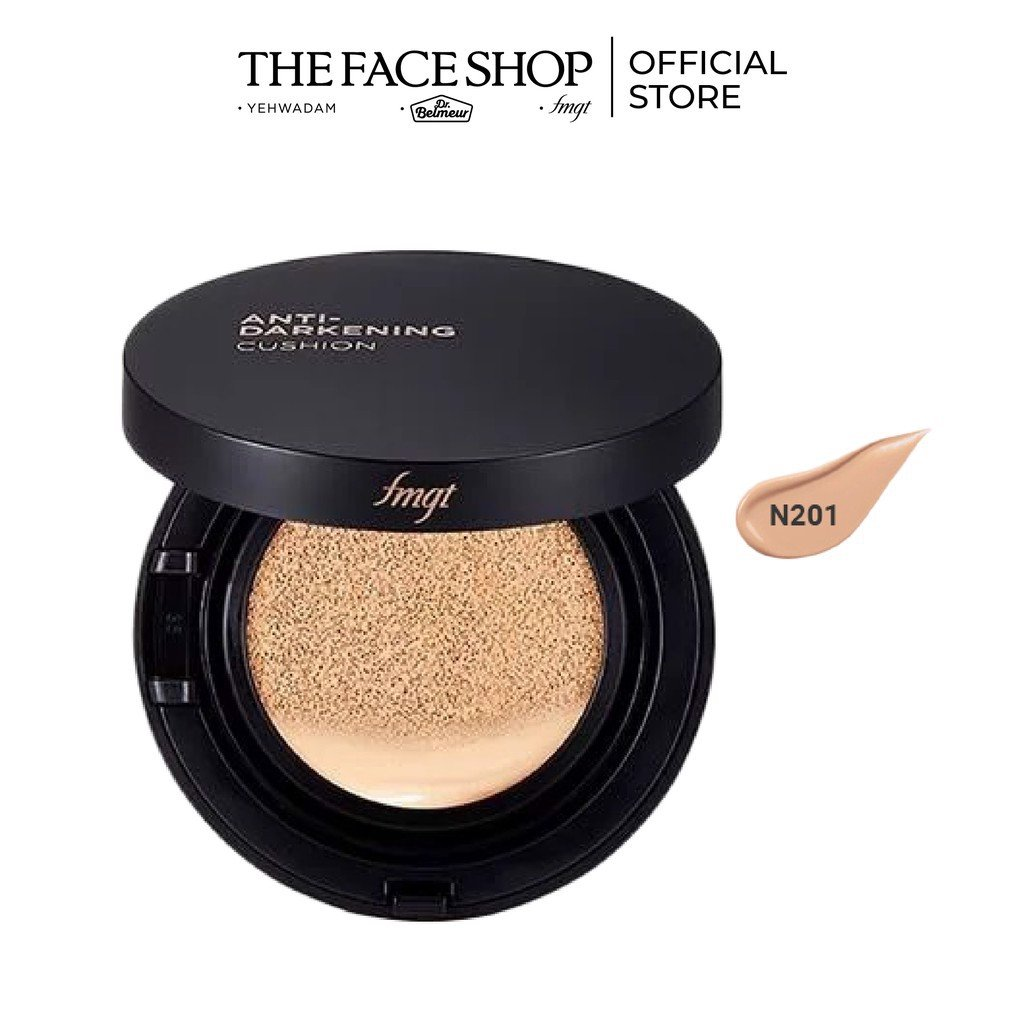 THE FACESHOP ANTI DARKENING CUSHION