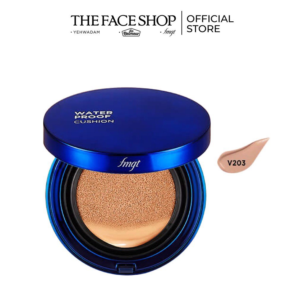 THEFACESHOP WATERPROOF CUSHION