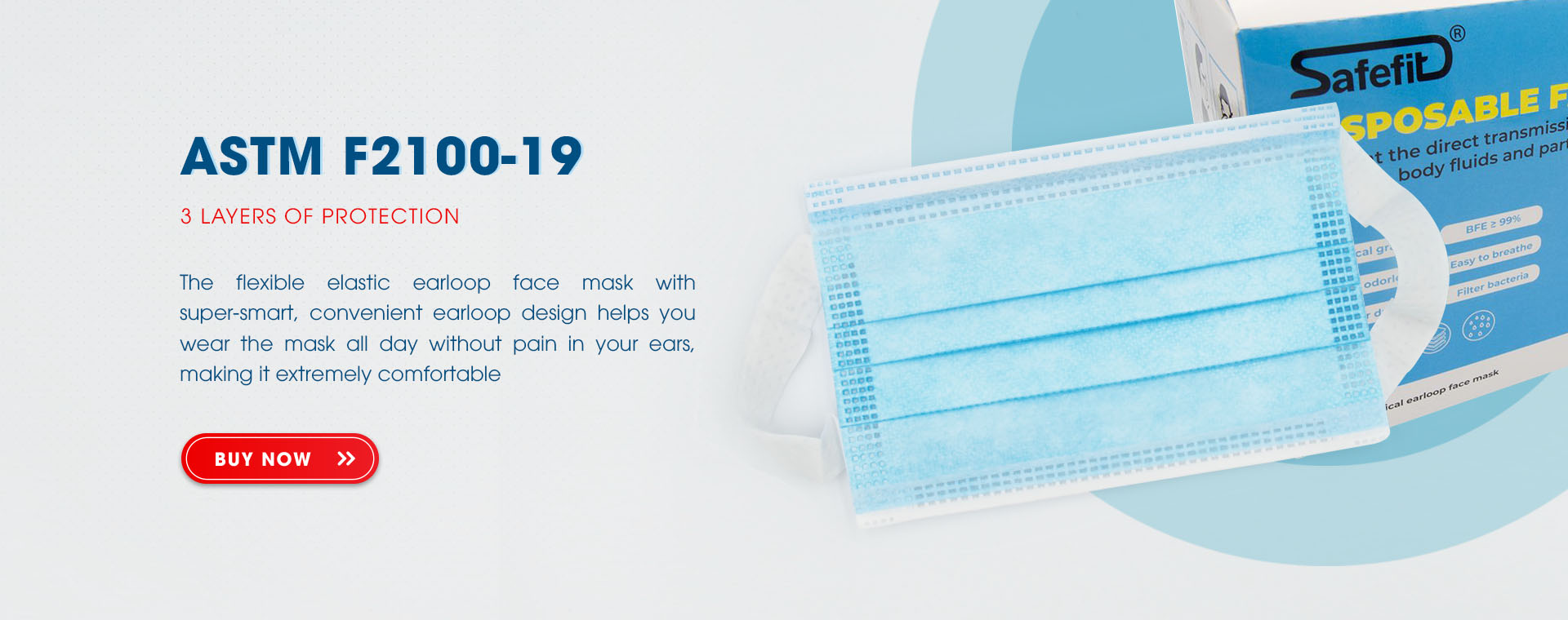 factory face mask