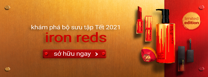 iron reds 2021 collection