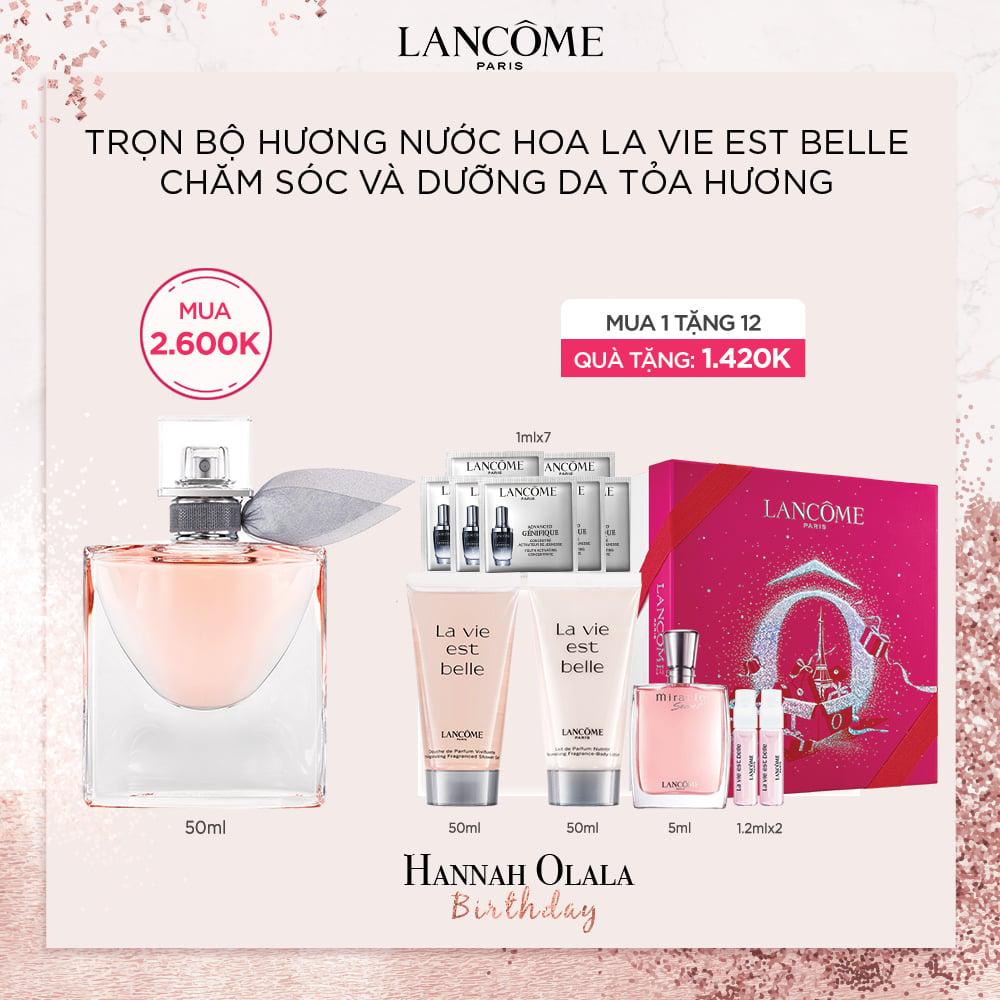 [HANNAH] Set Nước Hoa La Vie Est Belle EDP 50ml