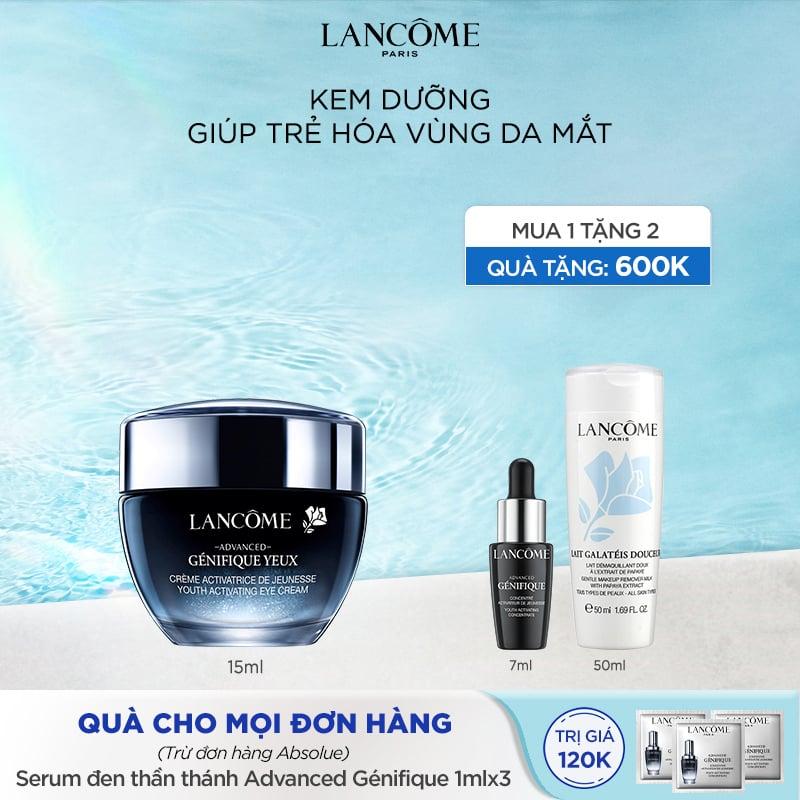 Bộ Kem Dưỡng Mắt Eye Cream Advanced Genifique