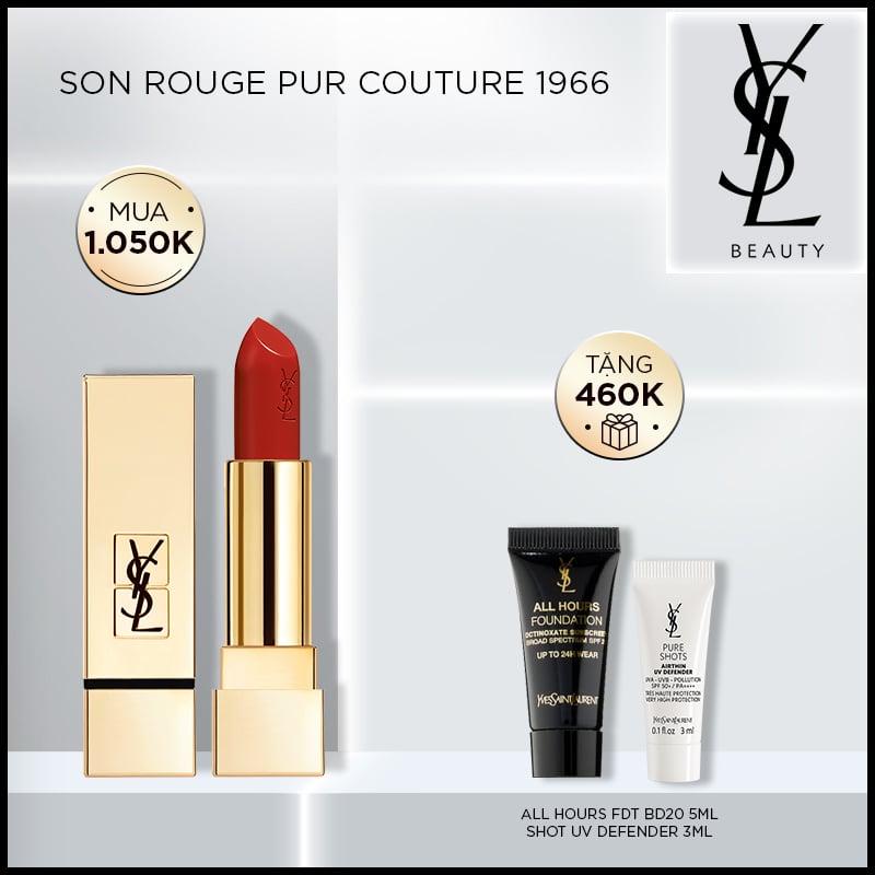 Son Mềm Mại Rouge Pur Couture 1966