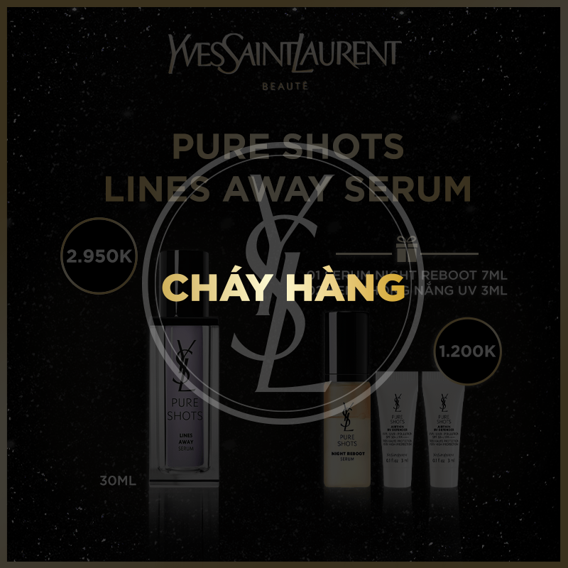 [HANNAH DEAL] - PURE SHOTS LINES AWAY SERUM 30ML