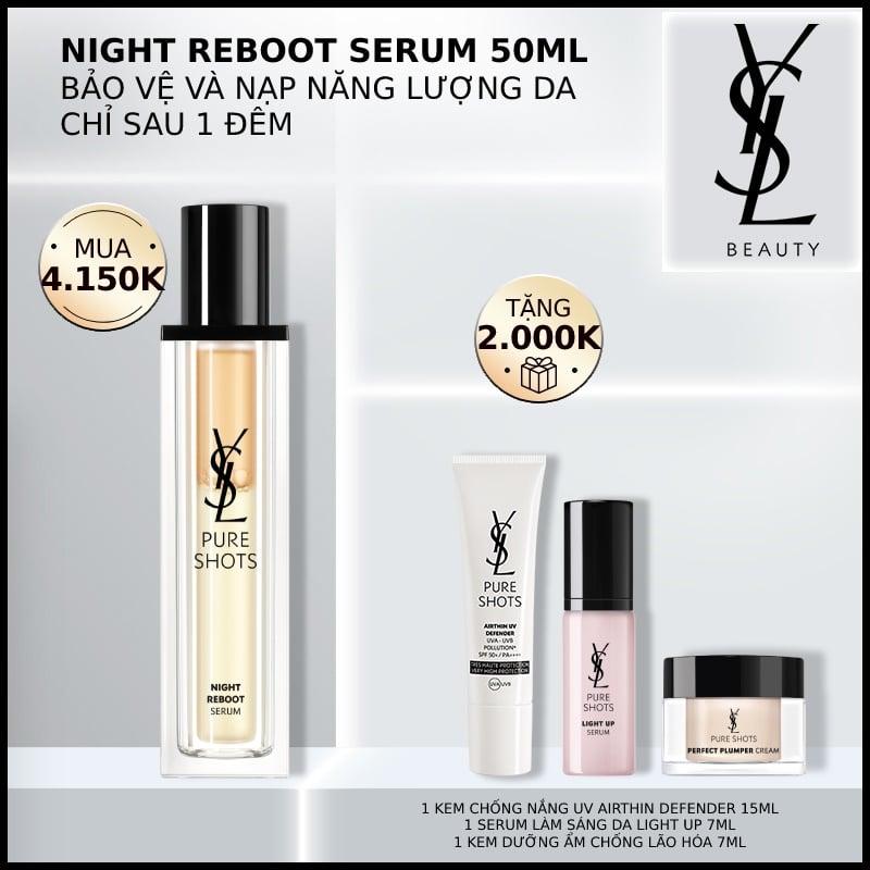 [RT] Pure Shots Night Reboot Serum 50ml