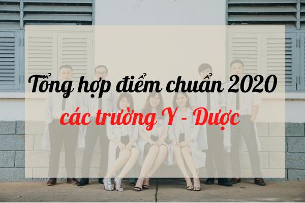 Điểm chuẩn Y 2020: Y Hà Nội 28,9 điểm
