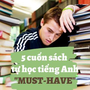 5 cuốn sách học tiếng anh cơ bản PHẢI CÓ để sở hữu 600+ TOEIC