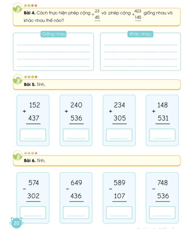 Các bài toán tiểu học lớp 3 điển hình và cách hướng dẫn con giải đề nhanh