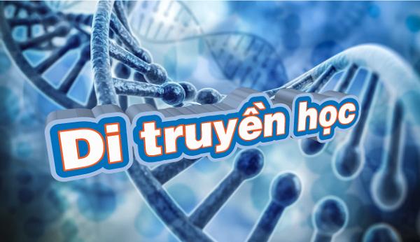 494 câu hỏi trắc nghiệm di truyền học đại cương có đáp án