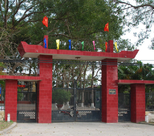 Đề thi thử THPT Quốc gia 2019 môn Hóa trường THPT Đoàn Thượng – Hải Dương
