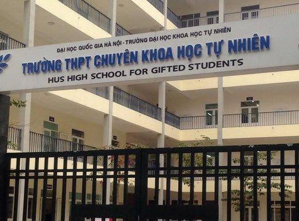 Đề thi thử THPT Quốc gia 2019 môn Vật Lý trường THPT Chuyên KHTN Hà Nội