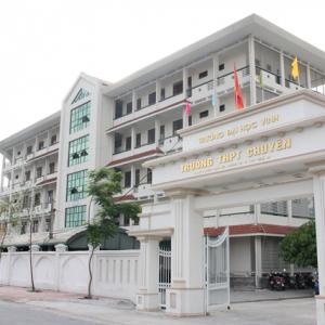 Đề thi thử THPT Quốc gia 2019 môn Vật Lý trường THPT Chuyên Đại Học Vinh