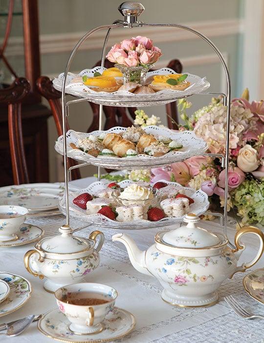 Sự khác biệt giữa Trà chiều (Afternoon Tea) và High Tea