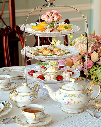 Afternoon tea: how it's consumed in different cultures