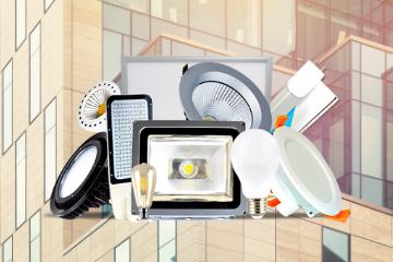 Đèn led chiếu sáng dân dụng - công nghiệp