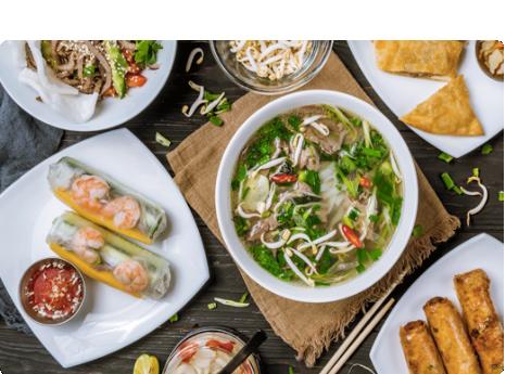 Các món Việt khác