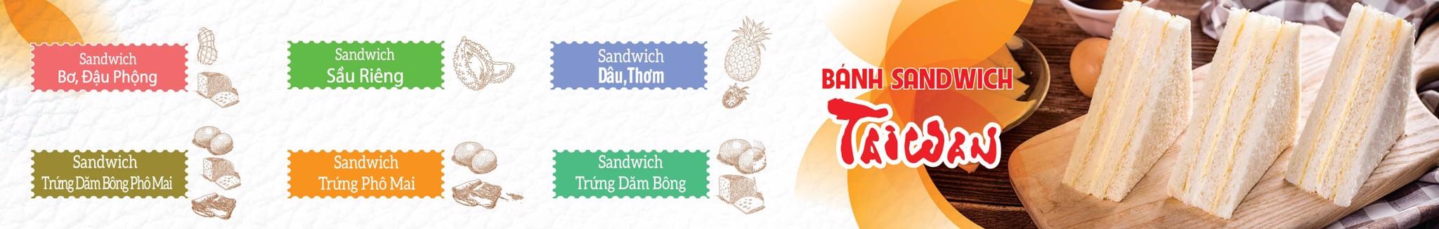 Sandwich Đài Loan
