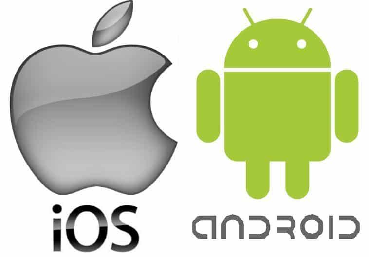 iOS và Android tiếp tục chia sẻ thị trường Mỹ với nhau